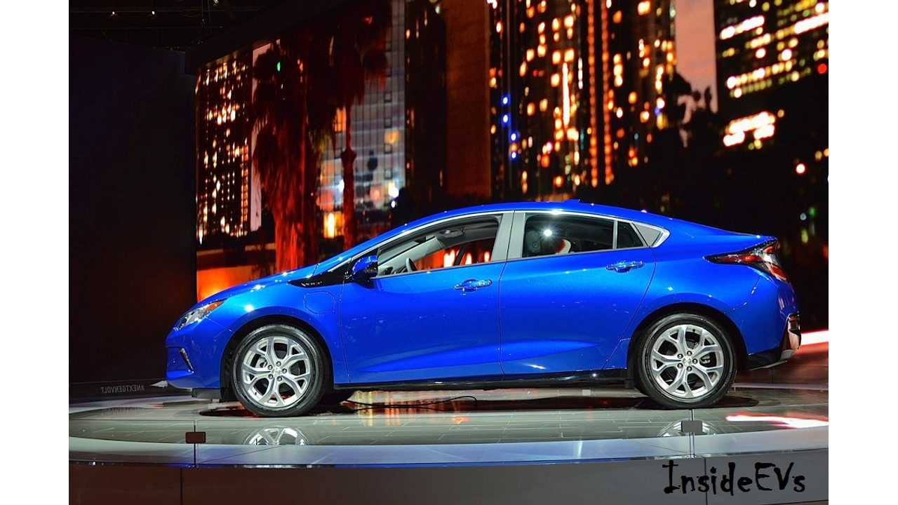 2016 Chevrolet Volt From Chicago (Image: Mike Anthony/InsideEVs)