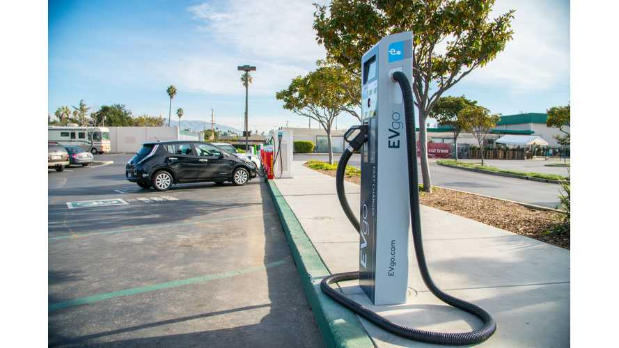 EVgo and ABB deploys Nation's First High-Power Electric Vehicle Fast Charging Station - 150 kW