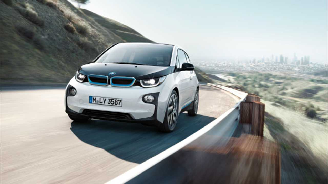 BMW EV Sales Doubles So Far This Year, More Than 10,000 Sold
