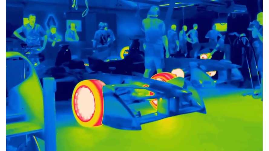 Investigating Formula E Advanced Cooling Systems For Racers - Video