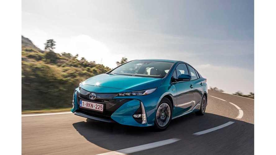 "Toyota CEO Realizes The Tesla Way, Says EVs Need An ""I Love"" Prefix"