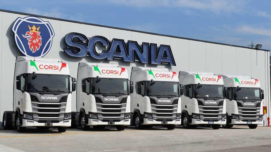Corsi rinnova la flotta con la Nuova Generazione Scania