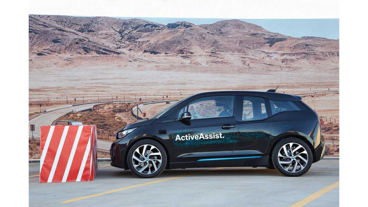 The Verge Attempts To Crash A BMW i3 But Fails (w/videos)