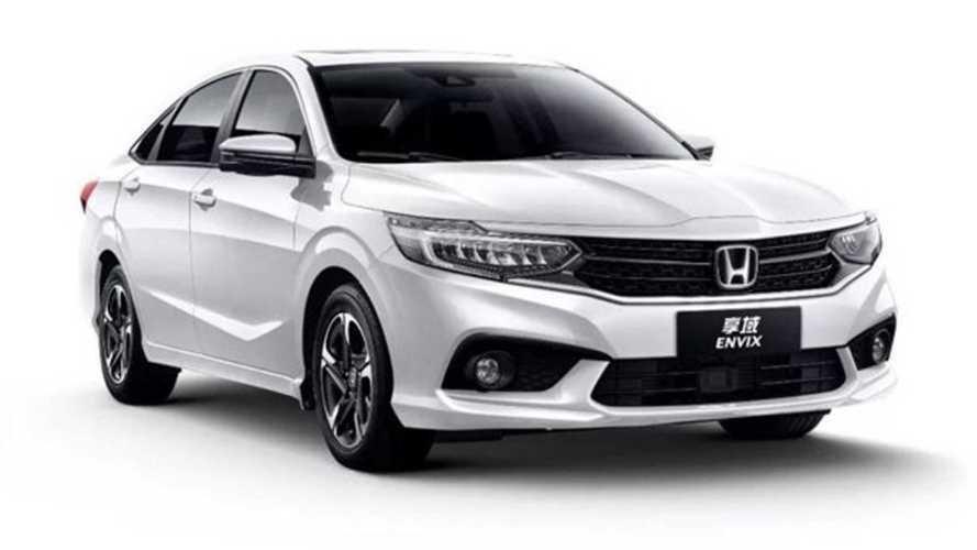 Honda Envix: sedã médio faz ponte entre Civic e Accord