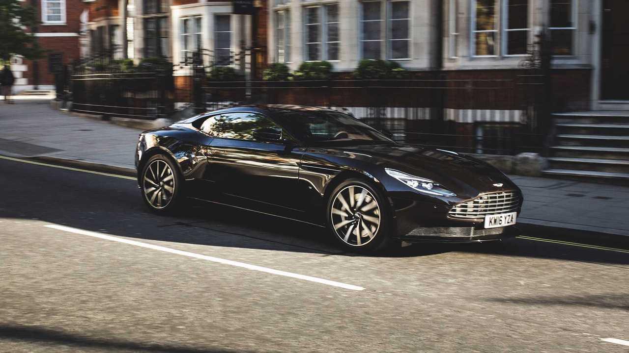 Aston Martin - Usine de Gaydon