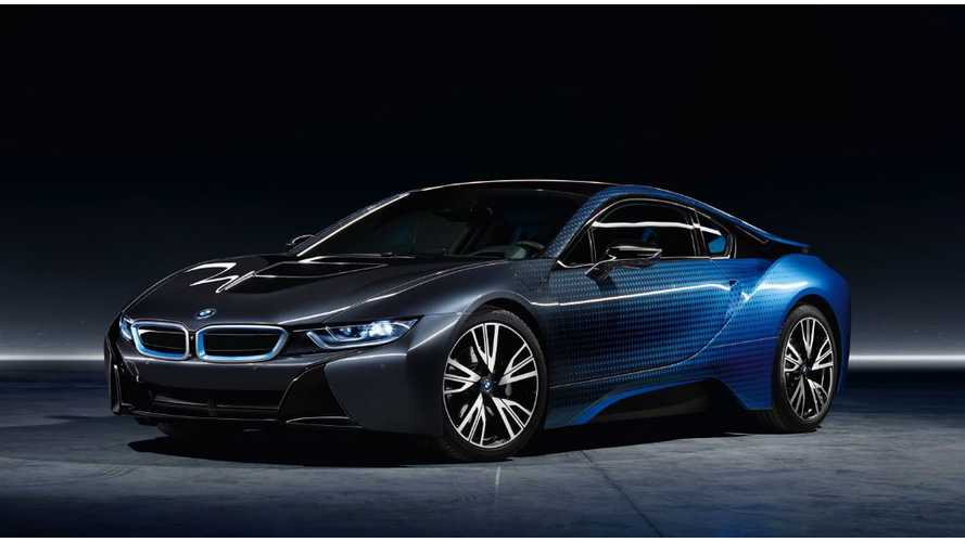 Protonic Blue Vanishes From BMW i8 Color Chart As CrossFade Debuts For i8 & i3