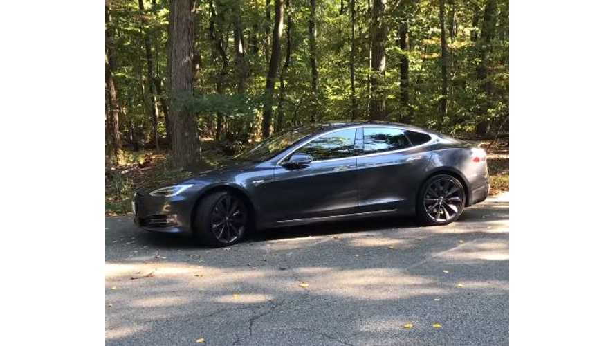Uber Launches Tesla Model S Fleet In Spain