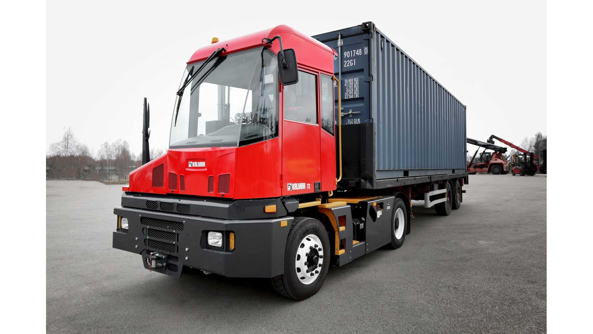Kalmar To Offer Electric Terminal Tractor Powered By Cummins