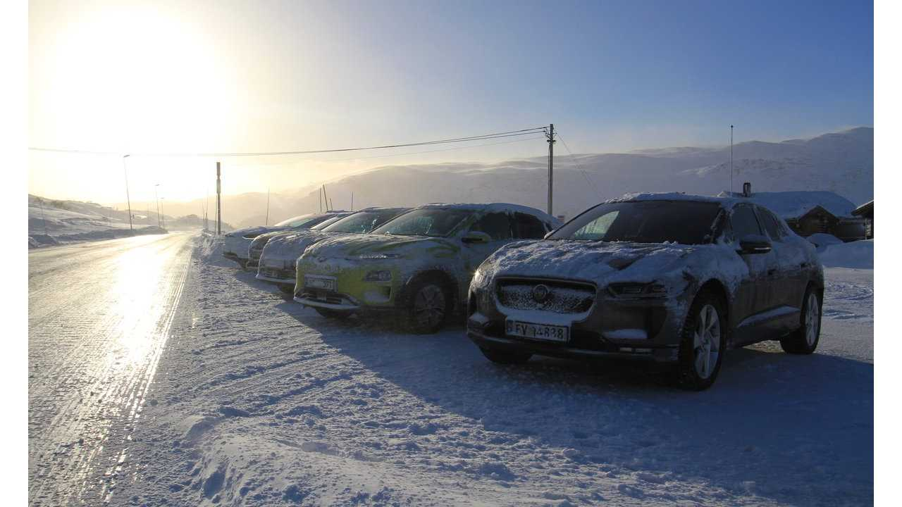 Winter Test Of 5 Electric SUV/Crossovers Reveals Real Range