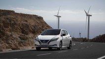 Nissan LEAF Sales In Past 12-Months (FY2017) Hit 54,451