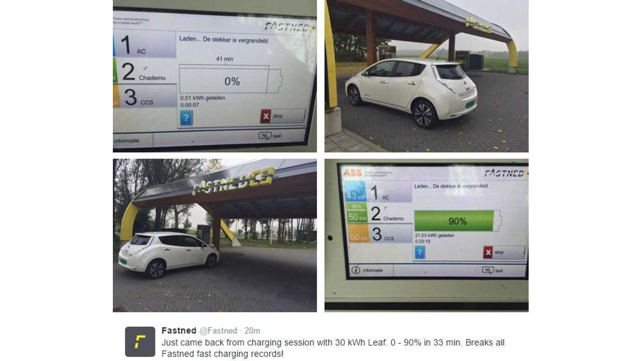 Fastned Record