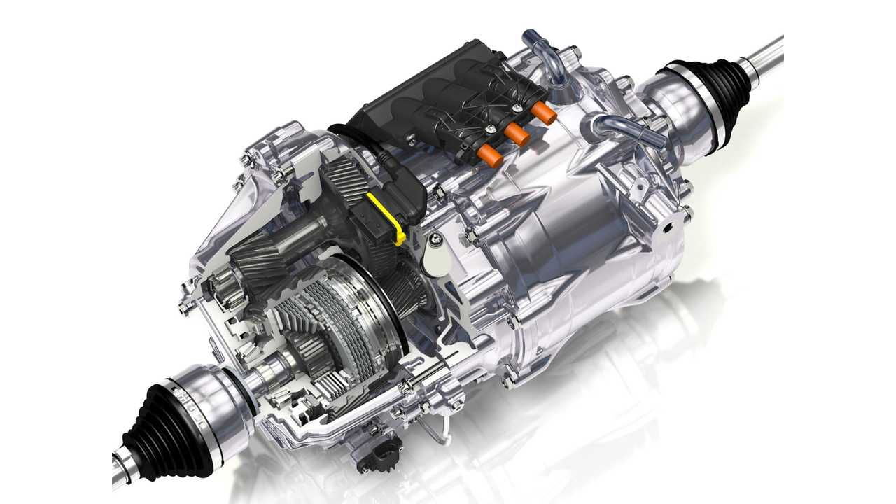 GKN Demonstrates New Electric Torque Vectoring Technology To Automakers