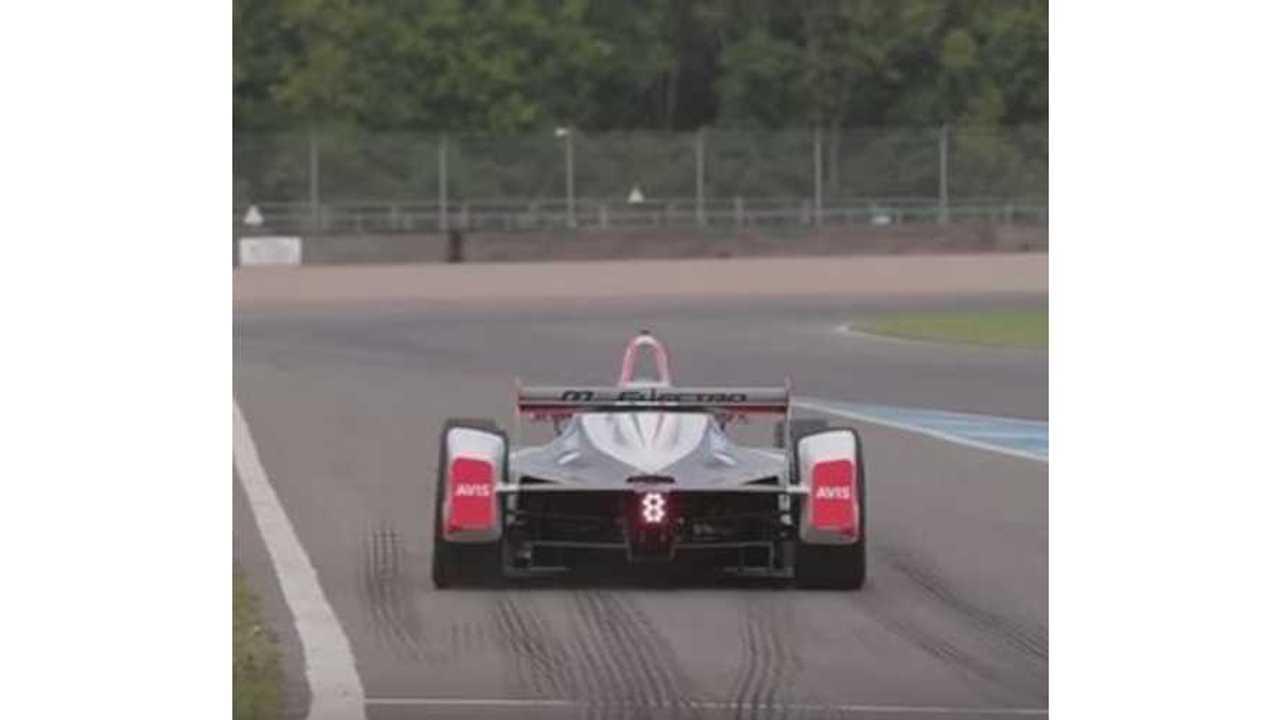 The New Sounds Of Formula E - Video
