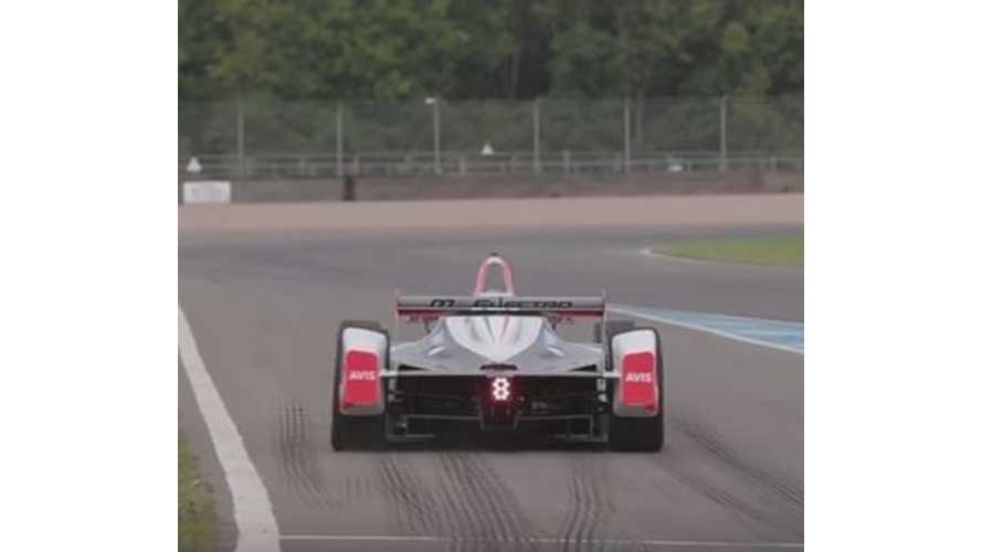 The New Sounds Of Formula E - Video