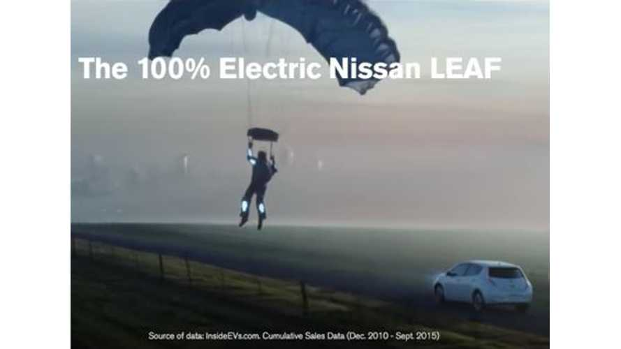 2016 Nissan LEAF Electric Journey - Video