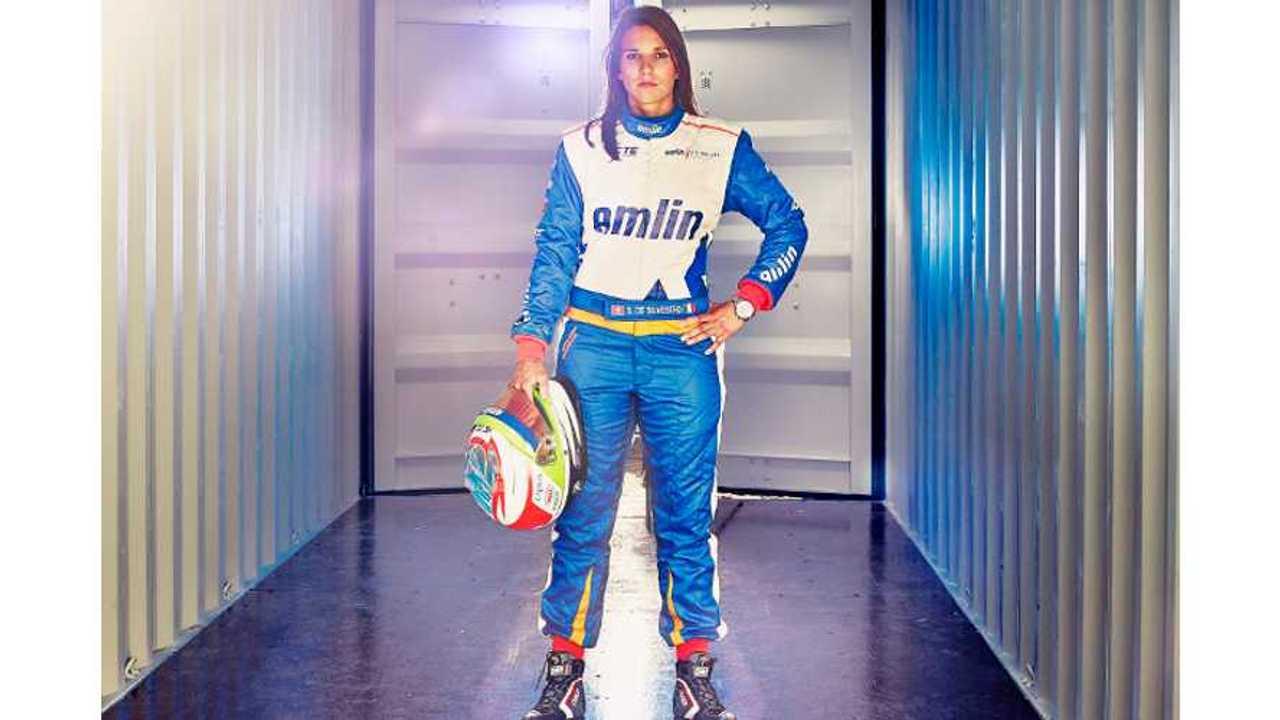 Simona de Silvestro First Female Driver Confirmed For Second Season Formula E