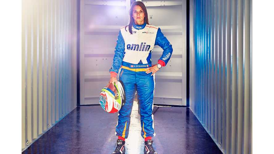 Simona de Silvestro First Female Driver Confirmed For Second Season Formula E