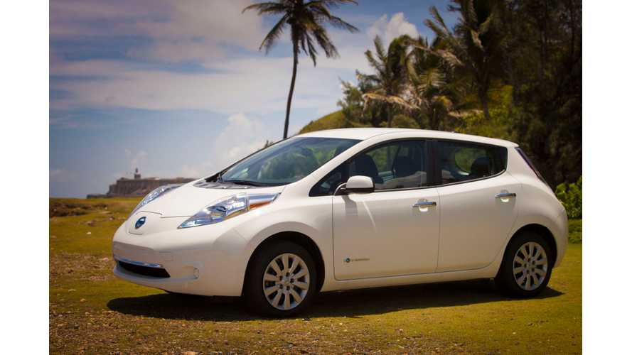 Nissan: 95% Of LEAF Owners Willing To Recommend Car To Friends