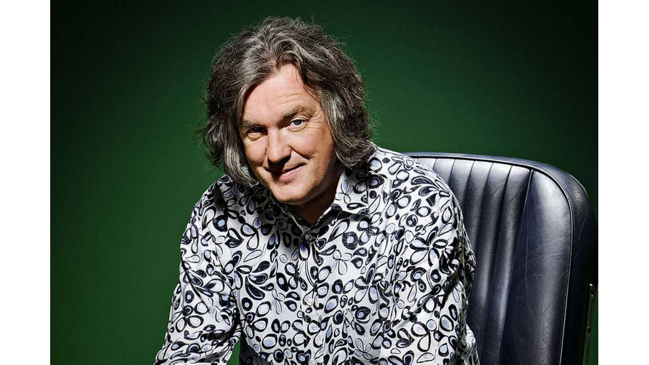Top Gear's James May Discusses His BMW i3