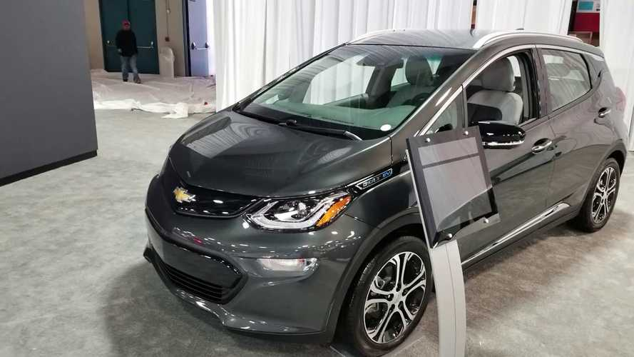 Tall, Large Guy Tests Small 2019 Chevrolet Bolt EV