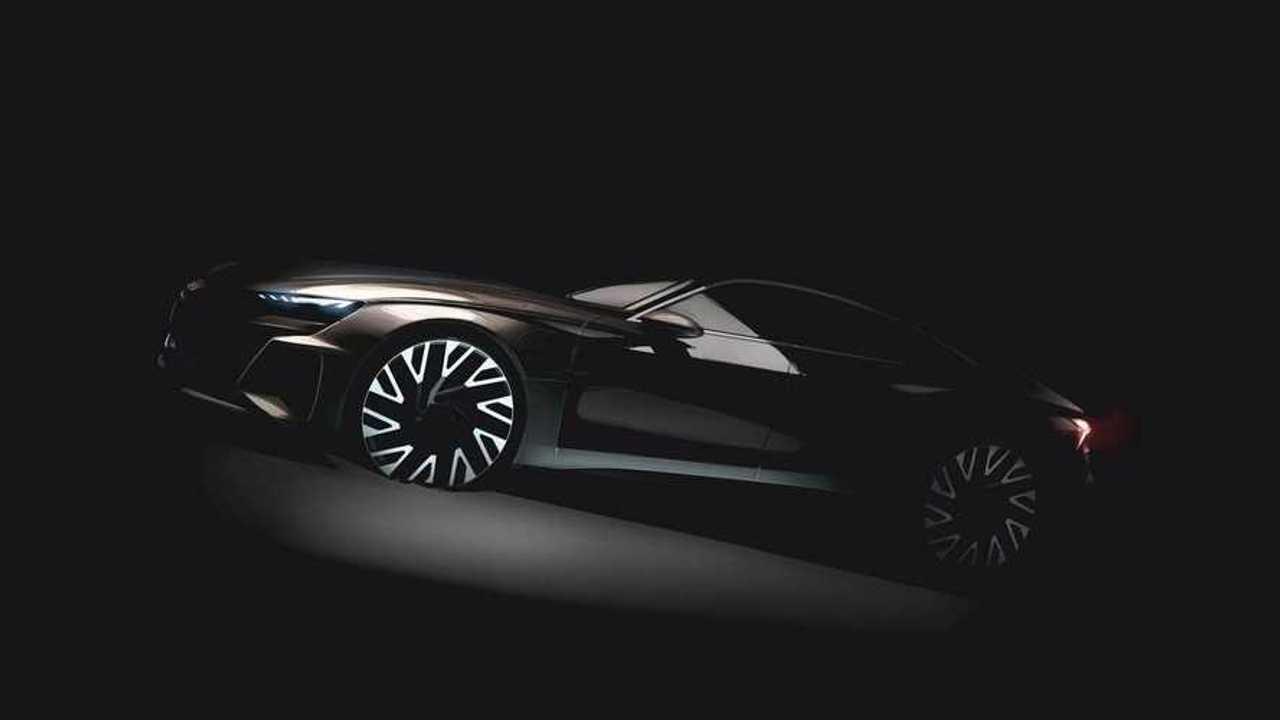 Audi e-tron GT To Debut AT LA Auto Show: 12 New EVs By 2025