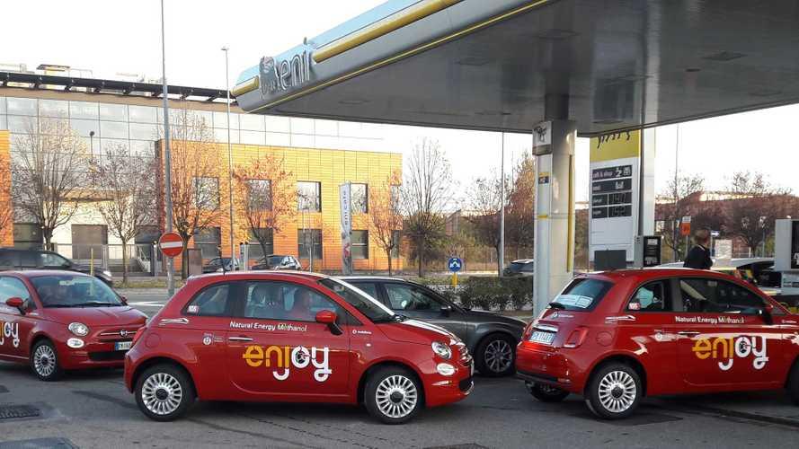 FCA sviluppa con ENI un nuovo carburante bio