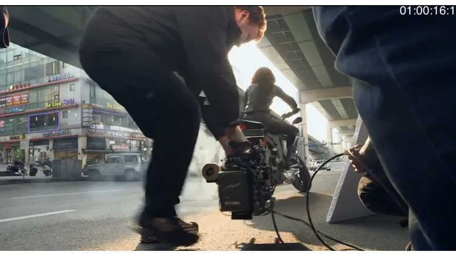 "Harley Davidson Project LiveWire Releases Ultron ""Behind the Scenes"""