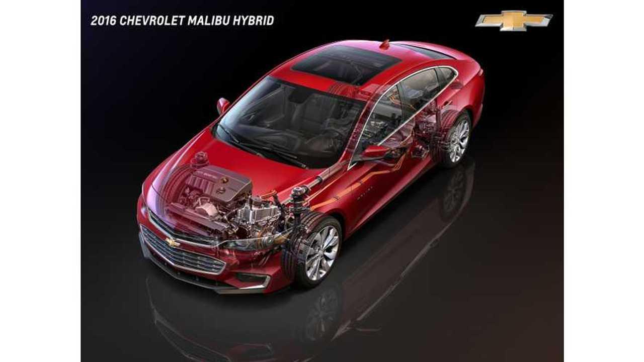 Hitachi Delivers 5,000 W/kg Prismatic Lithium-ion Cells for Chevrolet Malibu Hybrid