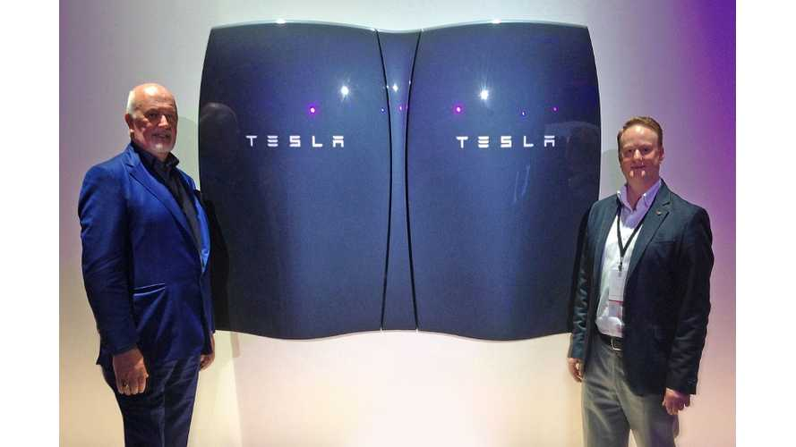 Tesla & Gaelectric Announce 2016 Deployment Of 1 MW Battery Energy Storage System In Ireland
