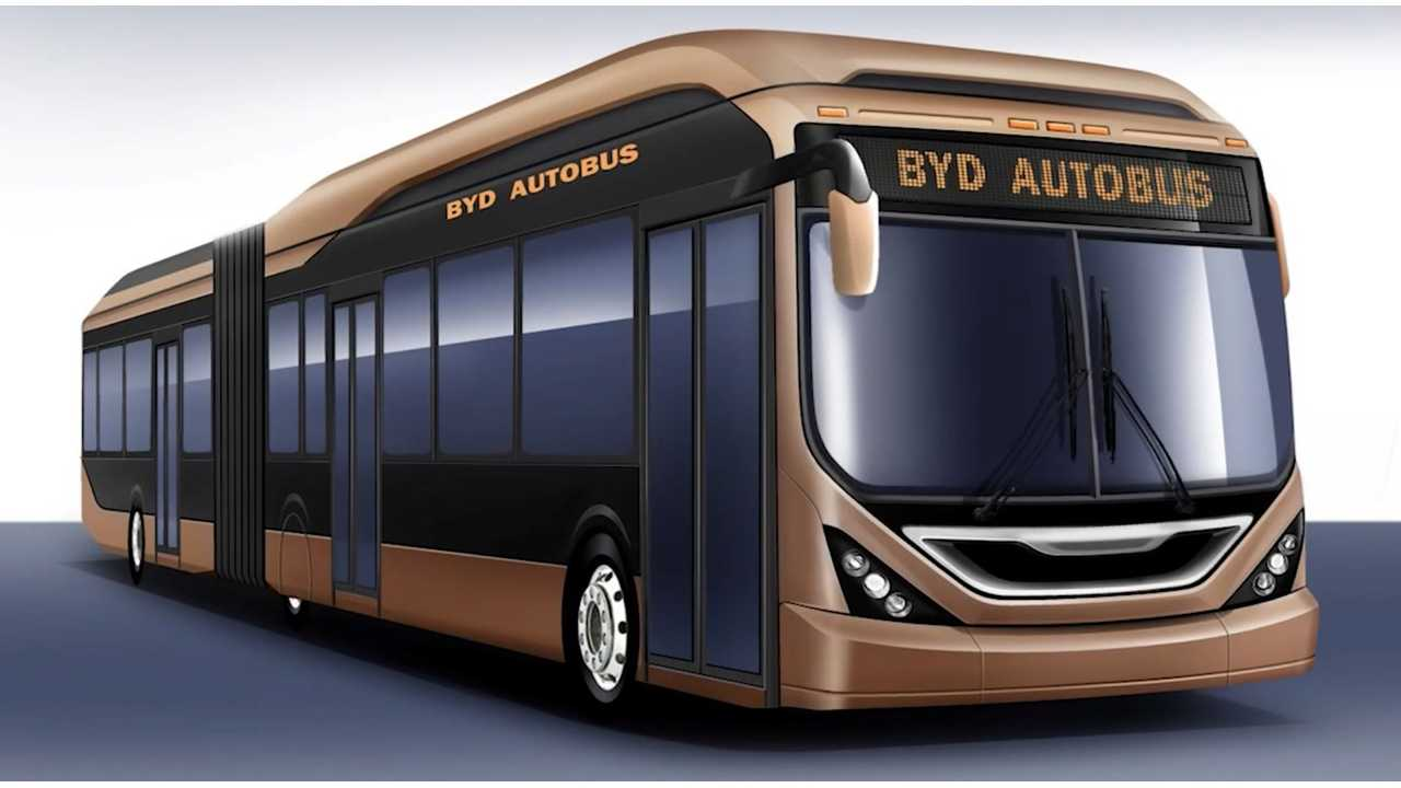 BYD Wins 10 Of 12 Vehicle Categories In Bus RFP In Washington & Oregon