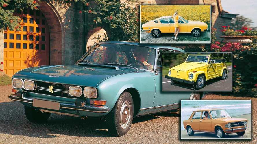 2019: Diese Autos werden 50 Jahre alt
