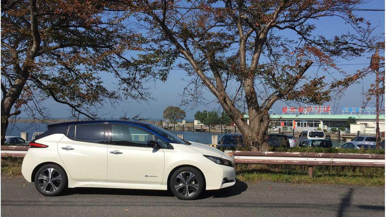2018 Nissan LEAF 40 kWh Range Test - Video