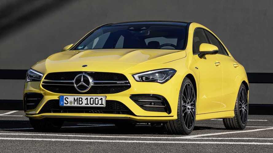 Mercedes-AMG CLA 35, berlina sportiva per tutti i giorni