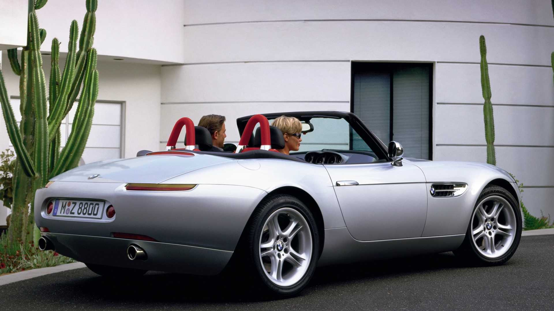 "[""BMW Z8 James Bond""]"