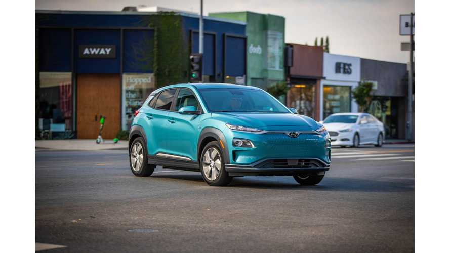 2019 Hyundai Kona Electric Review From Canada: Video