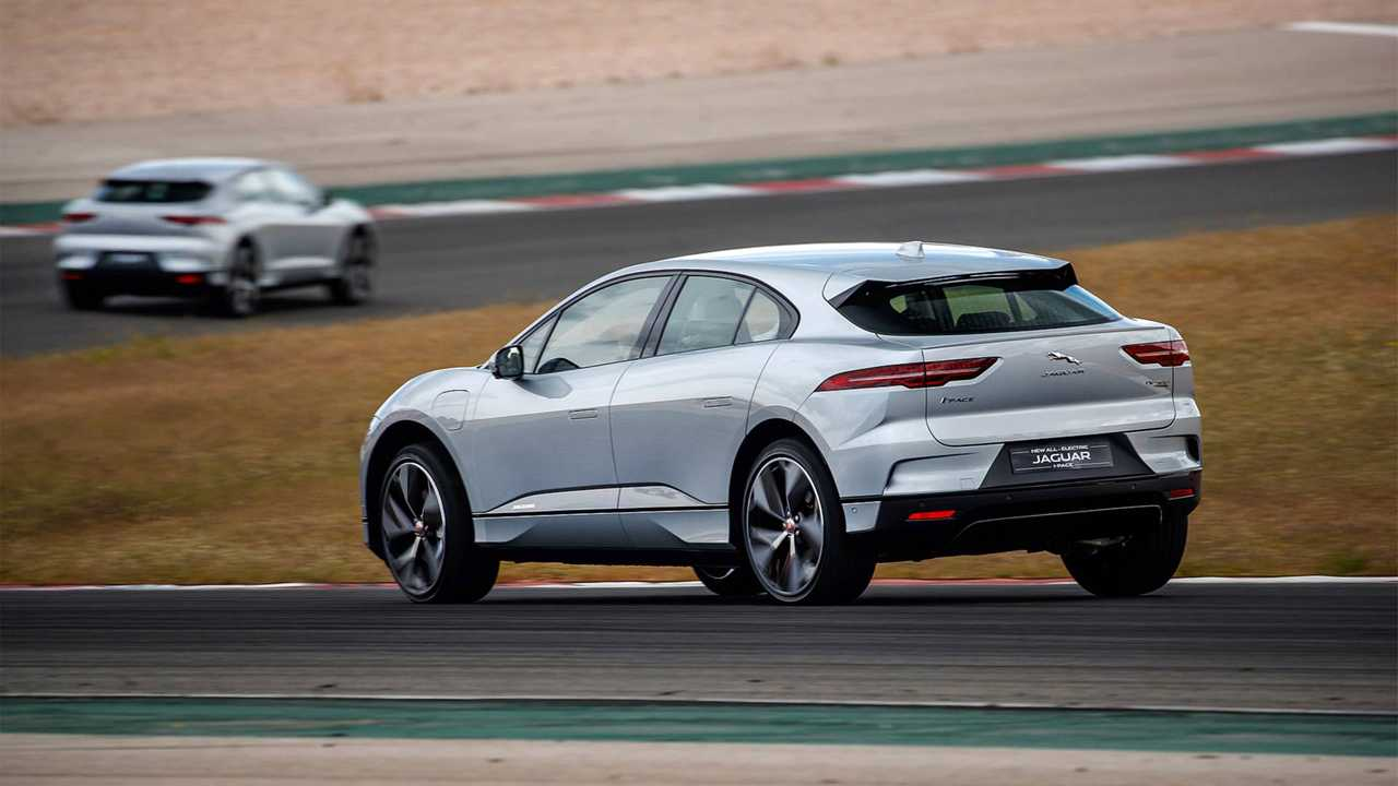 2019 Jaguar I Pace First Drive 1