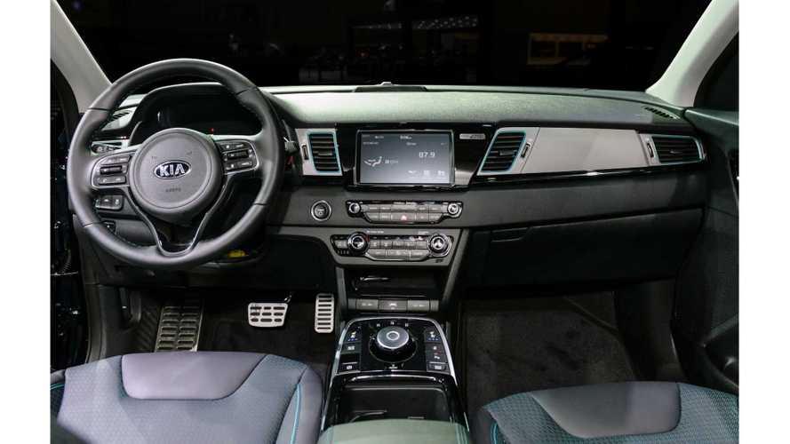 Let's Look Inside The New Kia Niro EV