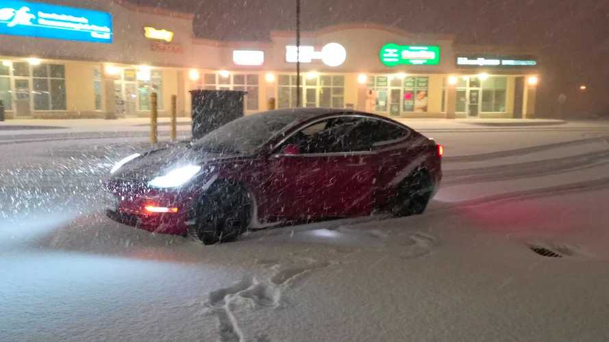 Tesla Model 3 Winter Survival Tips, Tricks And Techniques