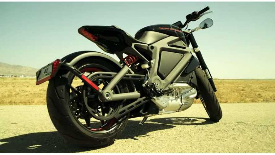 Dissecting the Harley Davidson LiveWire