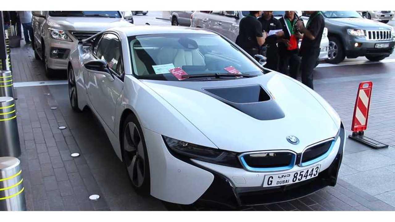 BMW i8 - Patrick3331