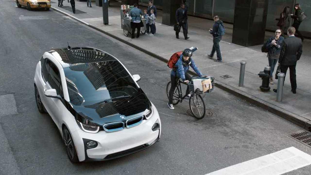 BMW i3 Super Bowl Ad Bumps Interest Ten Fold