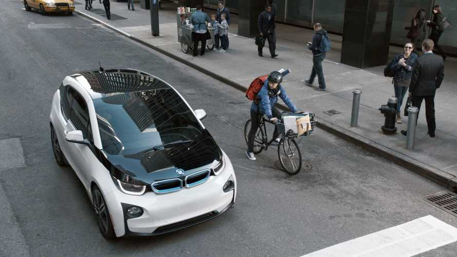 BMW i3 Super Bowl Ad Bumps Interest Ten Fold