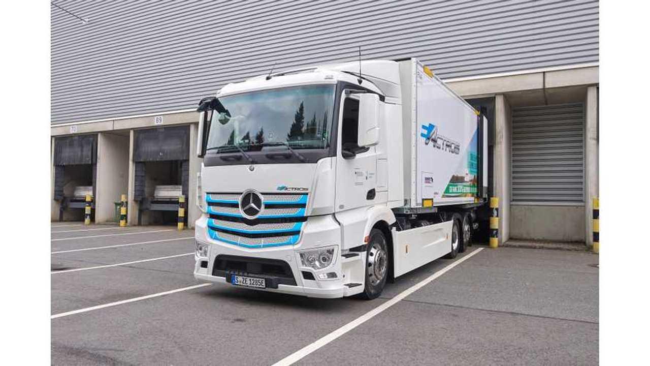 Mercedes-Benz eActros Sports A Refrigeration Unit