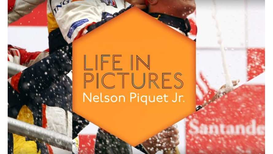 Life In Pictures: Formula E's Nelson Piquet Jr.