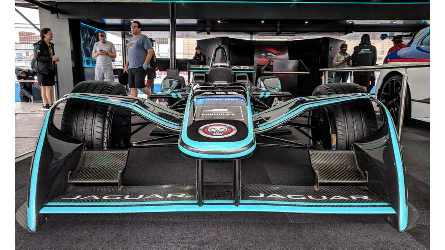 We Attend Formula E Season Closer In Brooklyn