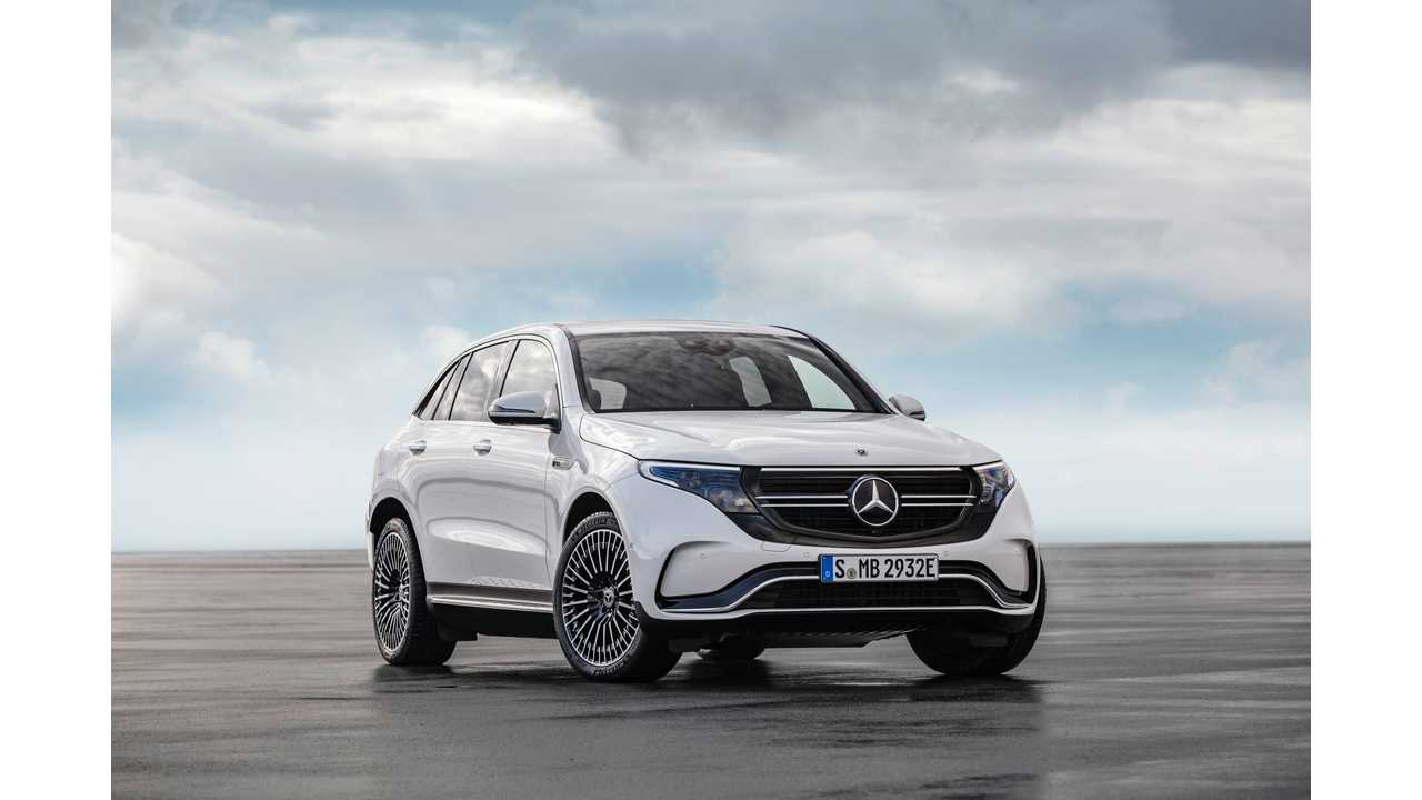 Mercedes Concerned Over Warranty Costs For EQC