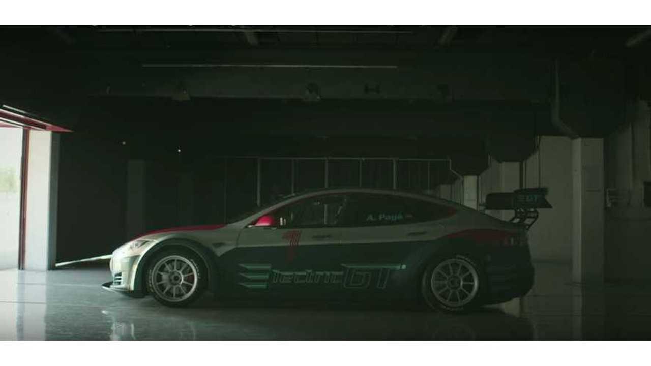 Electric GT Championship - Tesla Model S