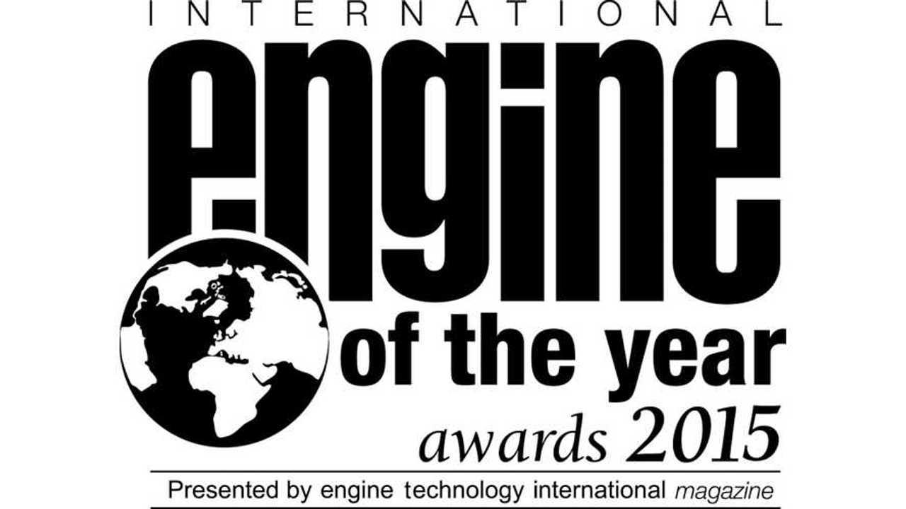 International engine of the year awards 2015