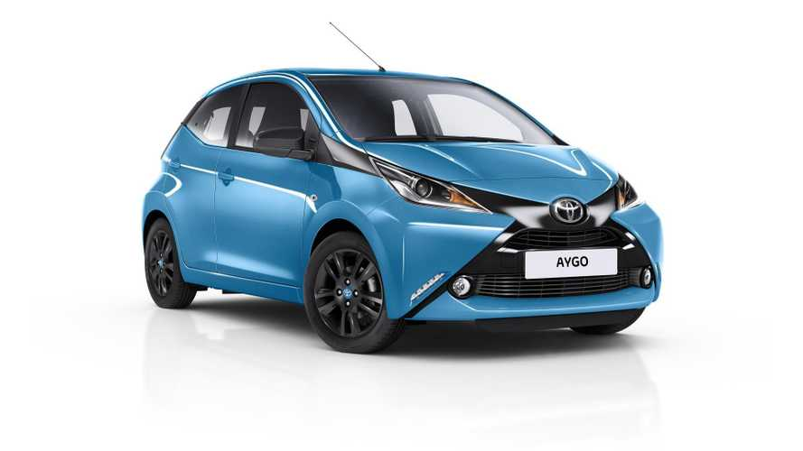 Electric Toyota Aygo In The Works?