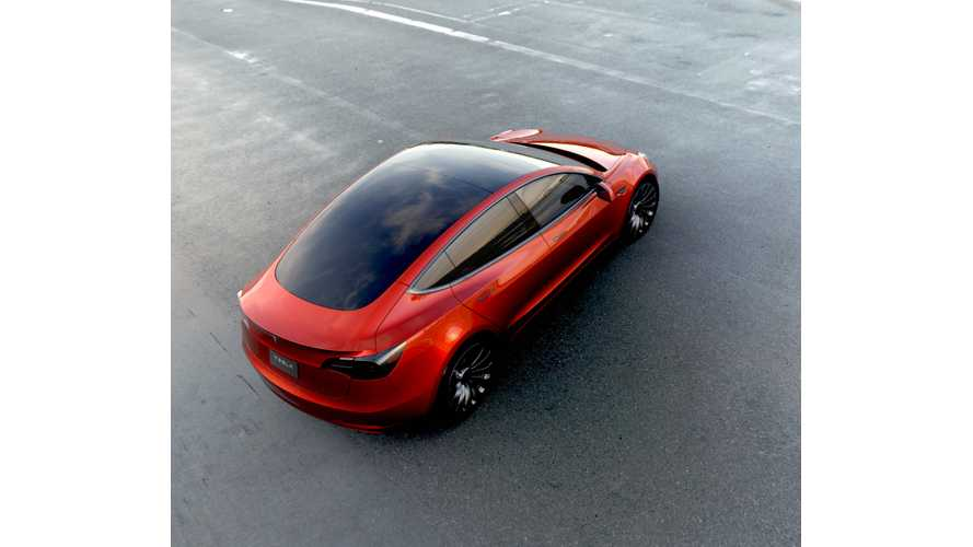 Tesla Model 3 Video Round Up